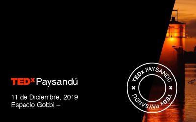 Paysandú tendrá su primer TEDx